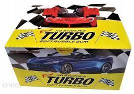 Guma Turbo 100 szt.
