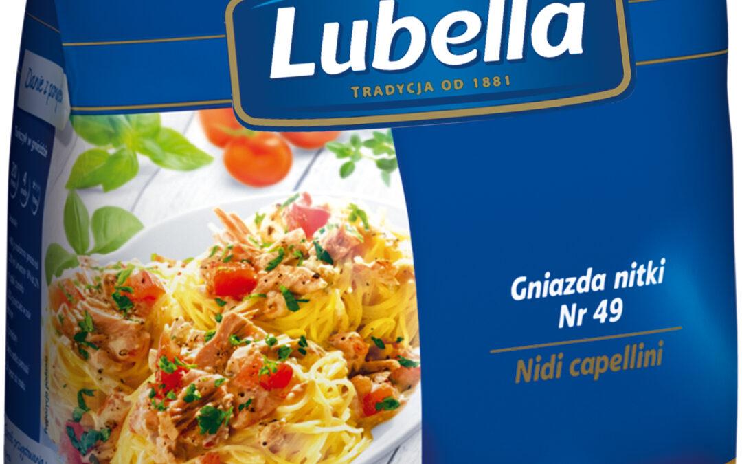 Makaron Lubella gniazda asort.