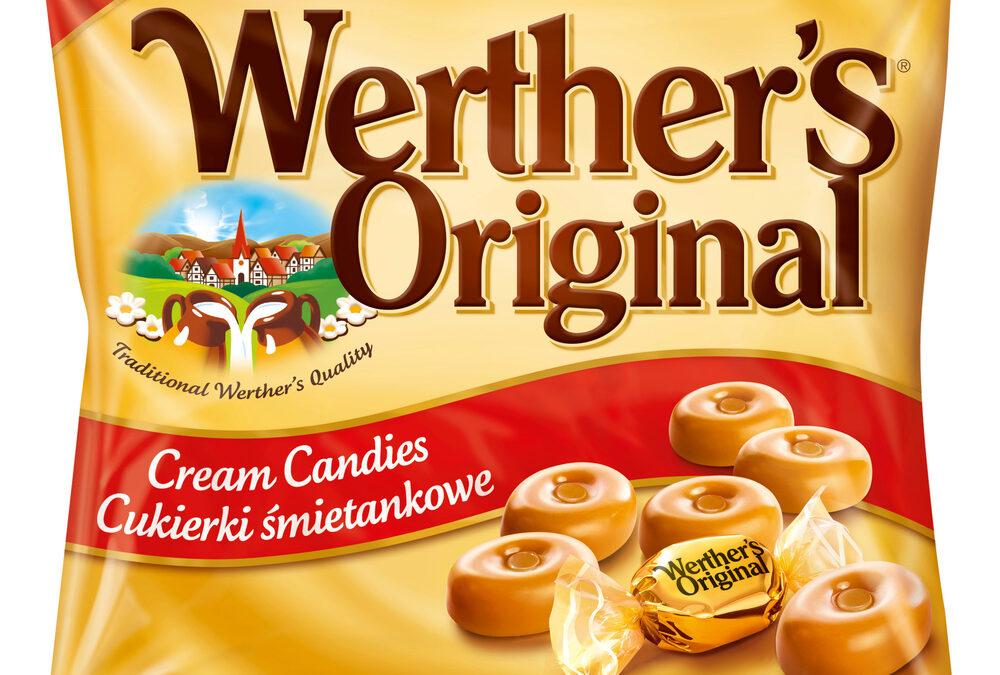 Cukierki Werther's 90g