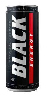 Black Energy Drink 250ml