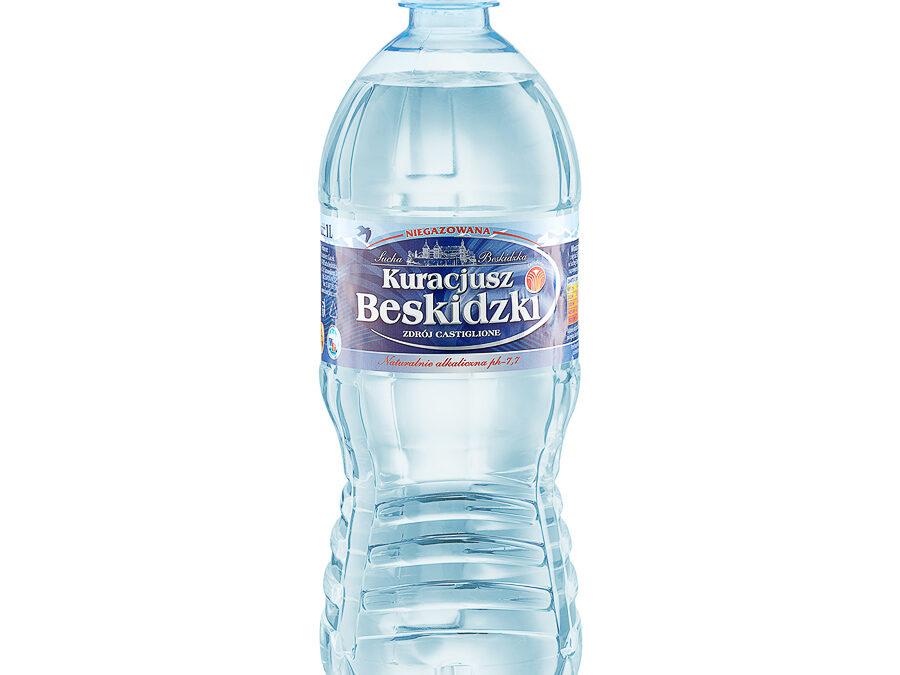 Woda n/gaz 1L Kuracjusz
