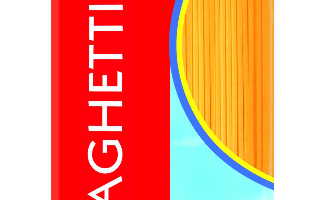 Makaron Spaghetti 400g Sulma